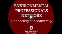 Connect with others who work in the environment
