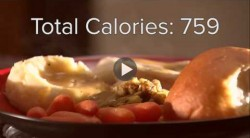 Add it up: What's in an 800-calorie Thanksgiving dinner?