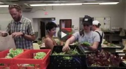 Ohio State University Student Farm: Building Community