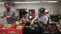 Ohio State University Student Farm: Building Community